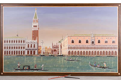 paintings to order - Venice