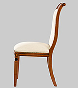 neoclassical chair