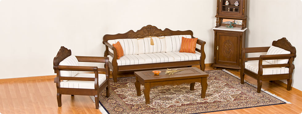 traditional greek sofa Icaros