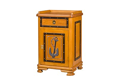 Hall anchor nightstand