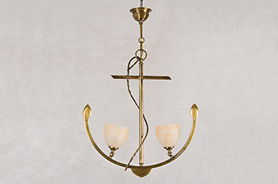 ceiling light anchor