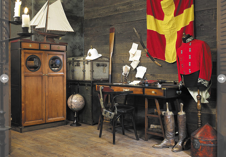 Nautical Desks Bookcases