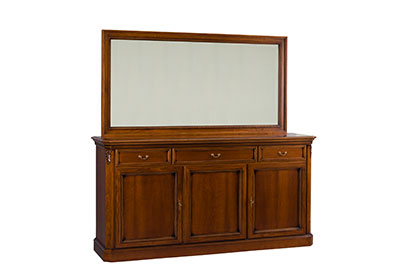 neoclassical sideboard