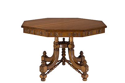 dining table octagon