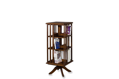 rotating bookcase 130cm.